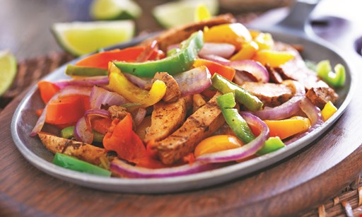 Product image for DOS AMIGOS $6 OFF Any 2 Dinner Entrees. VALID EVERY DAY. ANYTIME. DINE-IN ONLY.