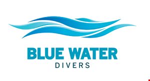 Blue Water Divers logo
