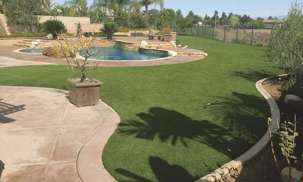 Product image for Artificial Grass Solution $500 off artificial turf 1000 sq. ft. minimum