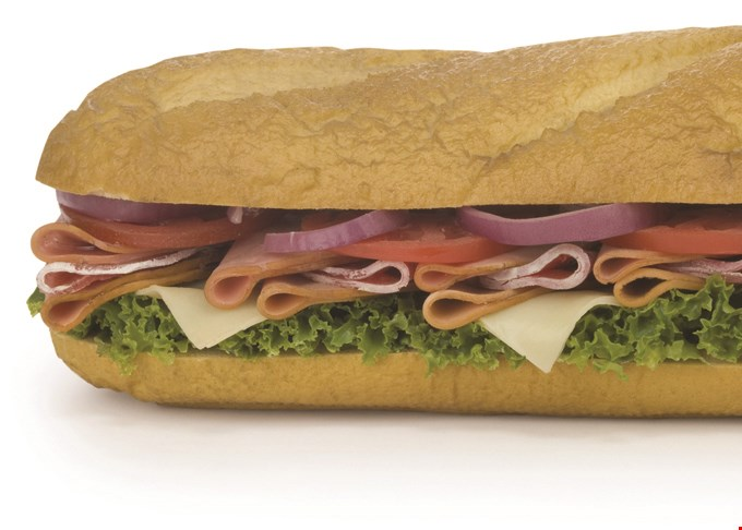 Product image for LEE'S HOAGIE HOUSE Family Special: buy 4 any size hoagies or cheesesteaks receive a free 2-ltr beverage or a lg bag of chips