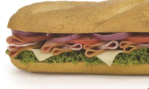 "Product image for LEE'S HOAGIE HOUSE $2 off any 18"" or two 9"" hoagies or steak sandwiches."