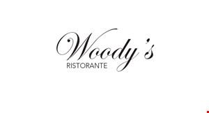Woody's Ristorante logo