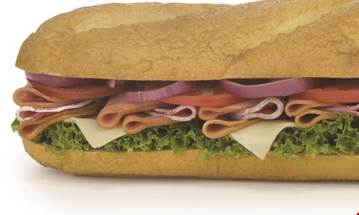 """Product image for LEE'S HOAGIE HOUSE $2 off any 18"""" or two 9"""" hoagies or steak sandwiches."""