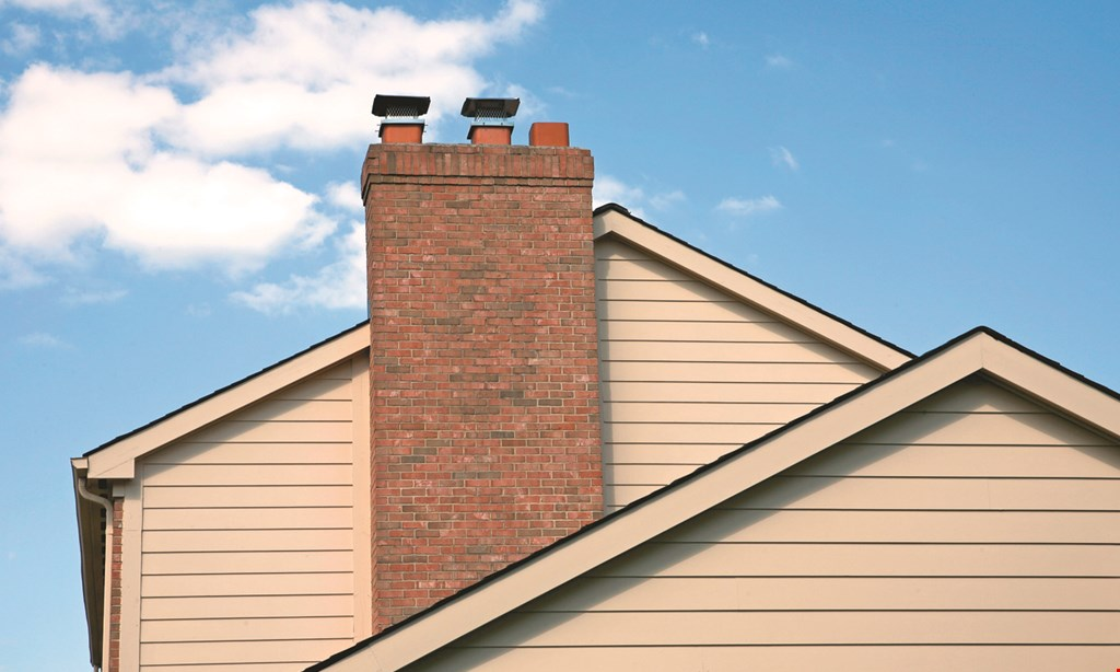 Product image for Centerville Pipestone Chimney  Service $100 off chase covers