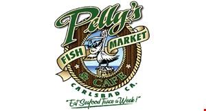 Pelly's Fish Market & Cafe logo
