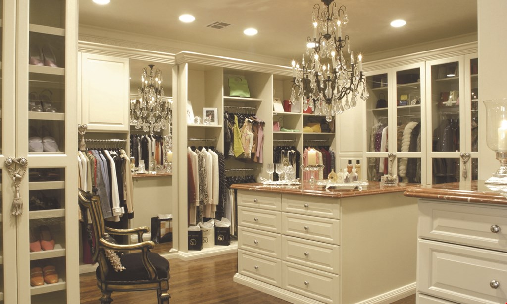 Product image for Closets by Design (Milwaukee) 40% Off Plus Free Installation
