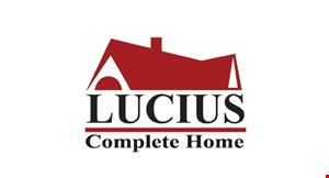 Product image for Lucius Complete Home 10% OFF any project up to $500