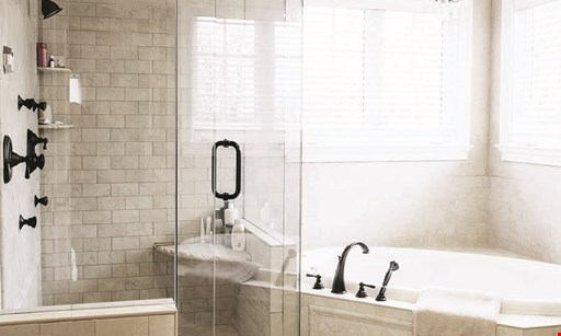 Product image for Monsey Glass Co. $250 off any shower door min. 32 sqft.