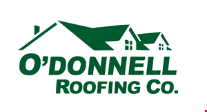 O'Donnell Roofing Co. logo
