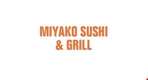 MIYAKO SUSHI & GRILL logo