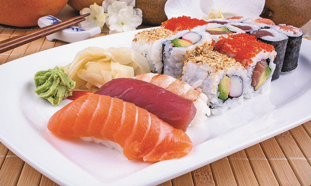 Product image for MIYAKO SUSHI & GRILL $10 OFF dinner of $50 or more.