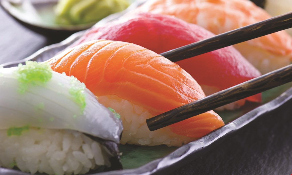 Product image for Heike Sushi & Asian Fusion 20% OFF total check