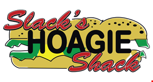 Product image for Slack's Hoagie Shack $10 For $20 Worth Of Casual Dining (Also Valid On Take-Out W/Min. Purchase $30)