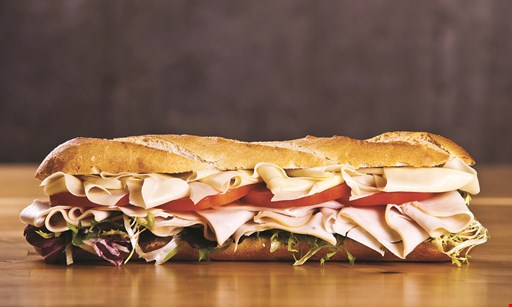 Product image for Slack's Hoagie Shack $5 Off any purchase of $25 or more - excludes catering orders