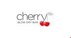 CHERRY BLOW DRY BAR logo