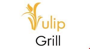 Tulip Grill logo