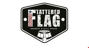 Tattered Flag Brewery & Still Works logo