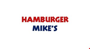 Hamburger Mike's logo