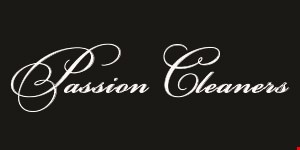 Passion Cleaners logo