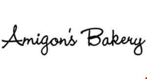 Amigon's Bakery logo