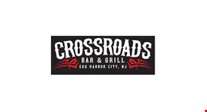 Crossroads Bar & Grill logo