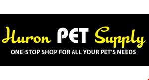 Huron Pet Supply logo