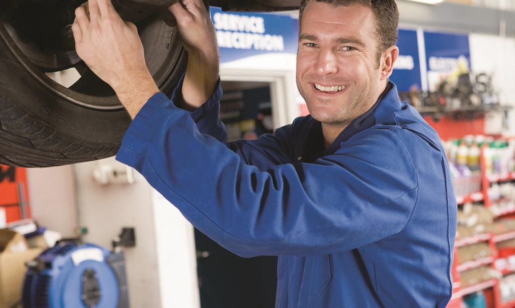 Product image for Check Point Auto and Tire Service $10 OFF battery instant rebate
