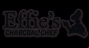 Effie's Charcoal Chef logo