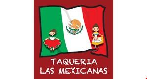 Taqueria Las Mexicanas logo