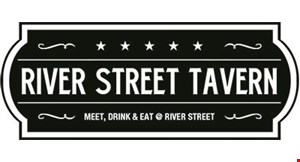 Product image for River Street Tavern $12.50 For $25 Worth Of Casual Dinner Dining
