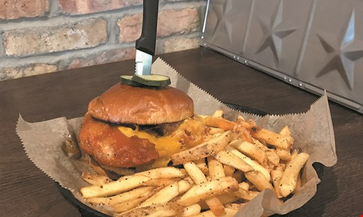 Product image for River Street Tavern $5 off curbside pickup or takeout orders