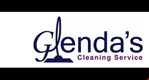 Glenda's Cleaning Service logo