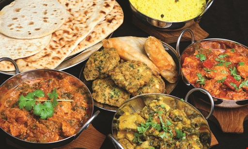 Product image for AAP India Restaurant $2 off buy 2 lunch buffets, get $2 off