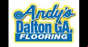 Andy's Dalton Ga. Flooring logo