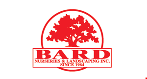 Product image for BARD NURSERIES & LANDSCAPING INC. $10 OFF any tree or plant purchase of $50 or more(max. savings of $10)