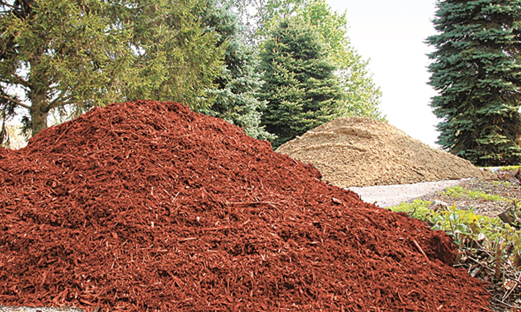 Product image for BR Mulch Double Processed $17.95 Per Yard Pick-Up Or Delivery.