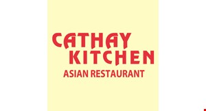 Cathay Kitchen Asian Restaurant logo