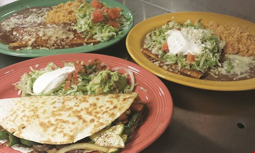Product image for Coco's Mexican Bar & Grill 50% off dinner buy 1 dinner, get 2nd dinner of equal or lesser value 50% off