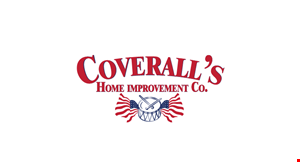 Product image for Coveralls Total Home Improvement $250 OFF any siding or roofing job over $5,000