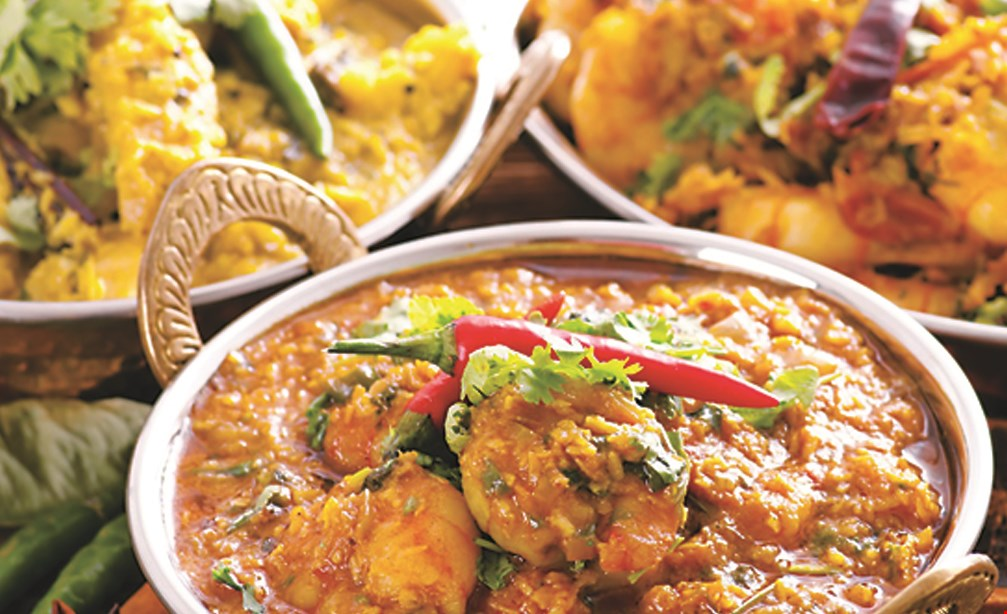 Product image for Delhi Palace Indian Cuisine $4.00 OFF any purchase of $25.00 or more.