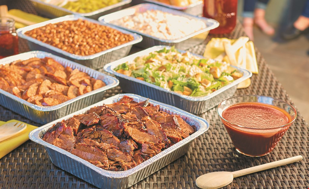 Product image for Dickey's Barbecue Pit 10% off any catering purchase of $100 or more (excluding big yellow boxes)