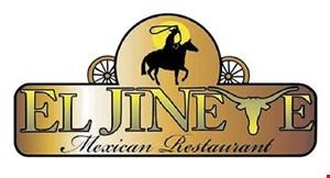 EL JINETE MEXICAN RESTAURANT logo