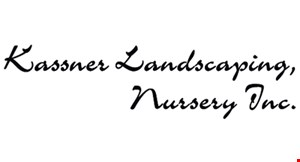 Product image for Kassner Landscaping, Nursery Inc. $45 Off Any Purchase Of $500 Or More  OR   $30 Off Any Purchase Of $250 Or More  OR  $15 Off Any Purchase Of $100 Or More.
