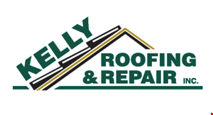 Kelly Roofing & Repair Inc. logo