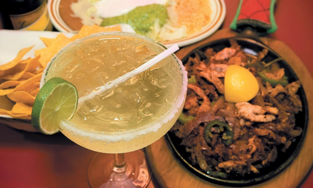 Product image for La Fiesta Mexican Restaurant $8.00 OFF Any Food Purchase Of $50 Or More Before Tax. Excludes Alcohol.