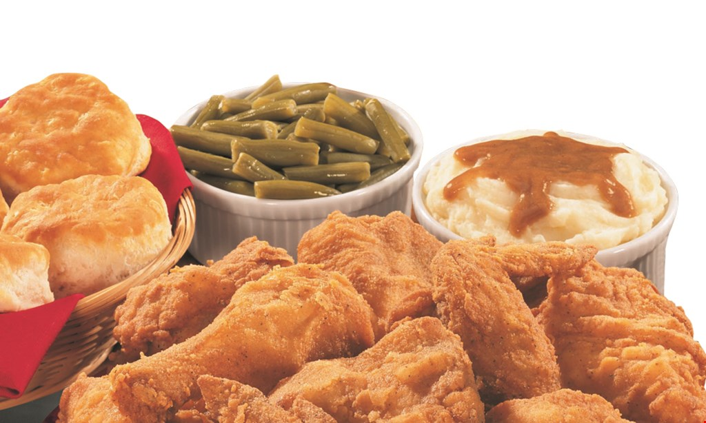 Product image for Lee's Famous recipe, Chicken & Strips FREE Kid's Meal With Purchase Of Any Regular Priced Adult Meal.