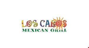 Product image for Los Cabos Mexican Grill $4.00 Off Any Carry-Out Phone Order Of $25 Or More