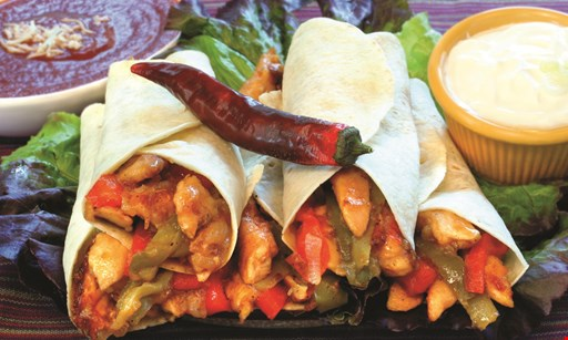 Product image for Los Panchos Restaurant & Cantina $4 OFF Two Lunch Entrees