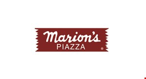 Marion's Piazza logo