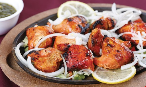 Product image for Maya Indian Restaurant $6 Off Any Dine In Or Carryout Order Of $40 Or More